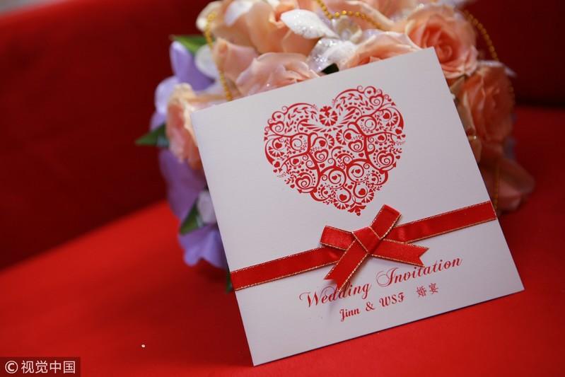 Hong Kong hk 香港 玩樂雜誌 【喜帖寫法】結婚喜帖格式內容 教你撰寫完美囍帖