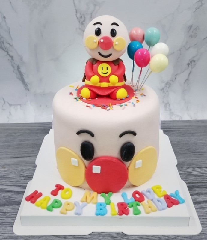 Hong Kong hk 香港 玩樂雜誌 【卡通蛋糕精選推介2020】卡通蛋糕讓你保持着年輕的心 度過每個愉快的生日