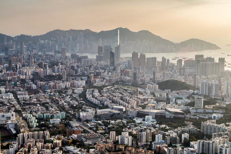 Hong Kong hk 香港 玩樂雜誌 【獅子山行山】 登上獅子山頂 一覽香港面貌