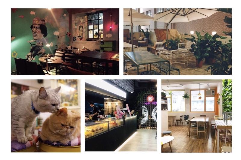 Hong Kong hk 香港 玩樂雜誌 【旺角Cafe】精選五大特色旺角cafe