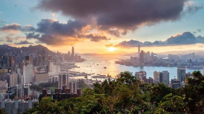 Hong Kong hk 香港 玩樂雜誌 【影相好去處 | 日落篇 • 上】九龍港島11個影日落地點推介