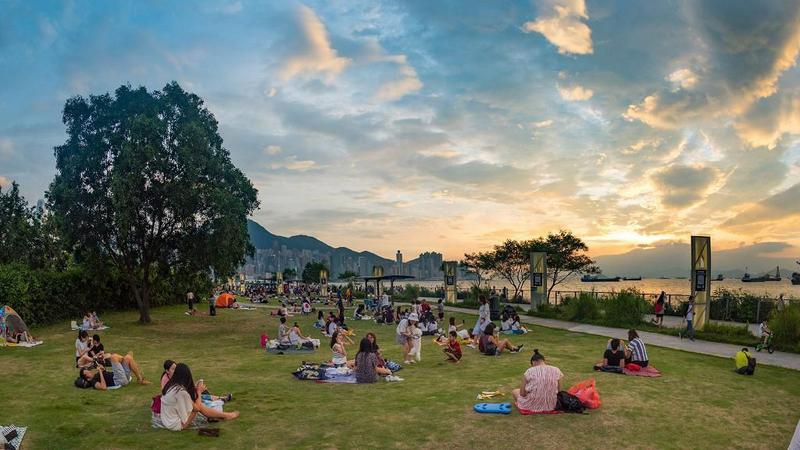 Hong Kong hk 香港 玩樂雜誌 【香港野餐】最齊20個靚景草地 逐一點評 鬧市中心、隱世秘境、無敵海景