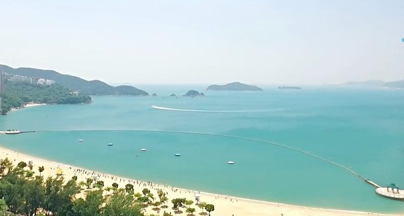 Hong Kong hk 香港 玩樂雜誌 【淺水灣】異國風情沙灘、灣畔商場、文青打卡熱點