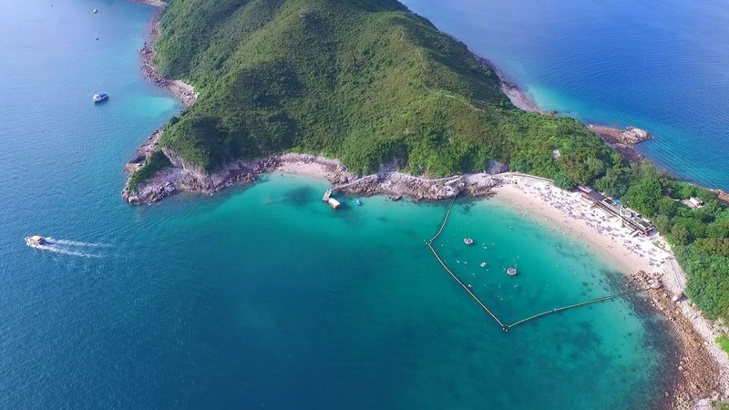 Hong Kong hk 香港 玩樂雜誌 【西貢橋咀島】靜觀獨特地質、細聽潮汐呼吸 橋咀洲生態之旅