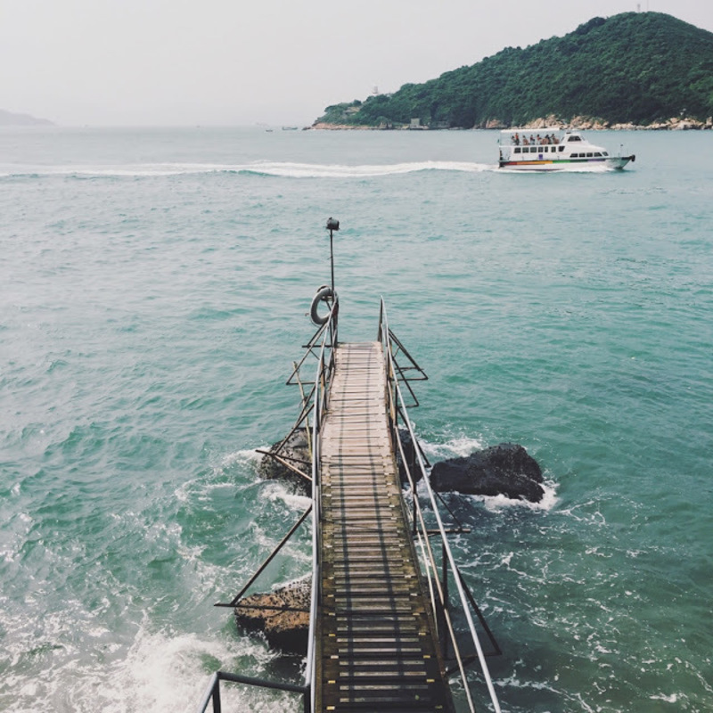 Hong Kong hk 香港 玩樂雜誌 【西環泳棚】西環泳棚交通介紹 | 文青打卡景點