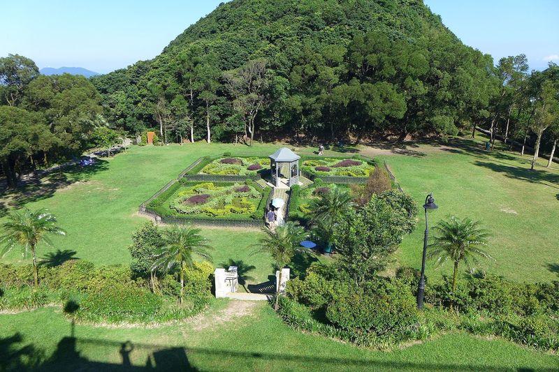 Hong Kong hk 香港 玩樂雜誌 【山頂公園】香港秘密花園|悠閒行山、貴族野餐、文青打卡