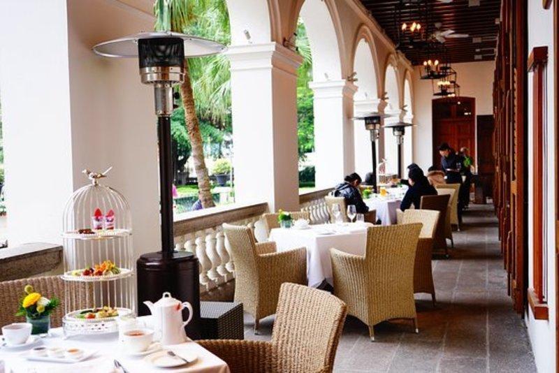 婚禮場地 尖沙咀 Hong Kong hk 香港 玩樂活動 House 1881 - 長廊咖啡廳 適合 1 至 200 人
