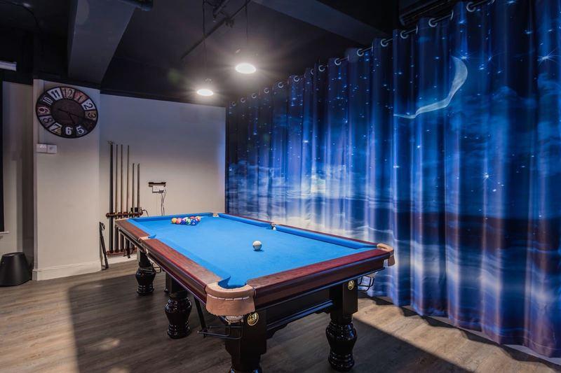 Party Room 灣仔 Hong Kong hk 香港 玩樂活動 A Naughty Yard Party Room 適合 6 至 20 人