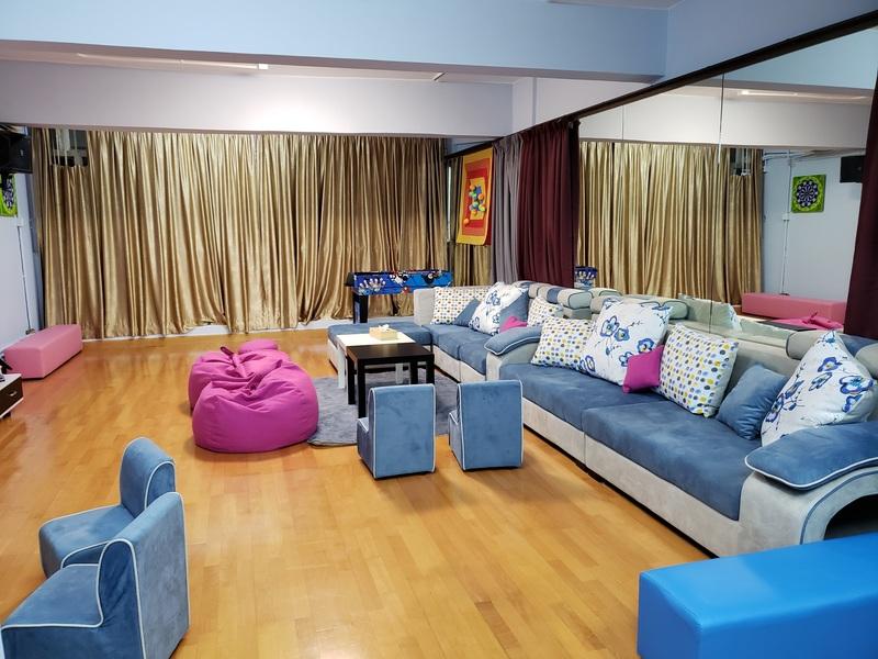 Party Room 銅鑼灣 Hong Kong hk 香港 玩樂活動 ACT Zone 銅鑼灣 Party Room 適合 6 至 25 人