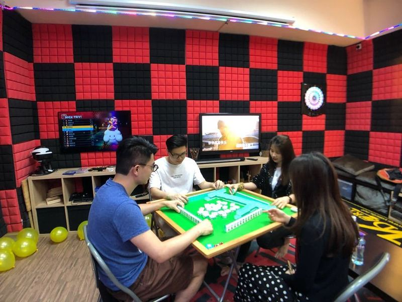 Party Room 觀塘 Hong Kong hk 香港 玩樂活動 Adelaide Partyroom 適合 4 至 16 人