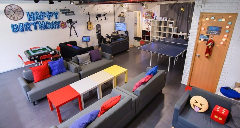 Party Room 沙田 Hong Kong hk 香港 玩樂活動 Backspace - 狂歡派對主題房 適合 10 至 60 人