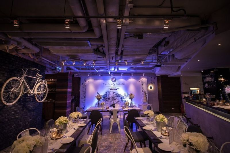 婚禮場地 金鐘 Hong Kong hk 香港 玩樂活動 BRICK LANE (金鐘) 適合 1 至 500 人