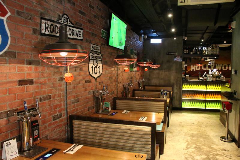 婚禮場地 尖沙咀 Hong Kong hk 香港 玩樂活動 Cali-Mex Bar & Grill(TST) 適合 1 至 200 人