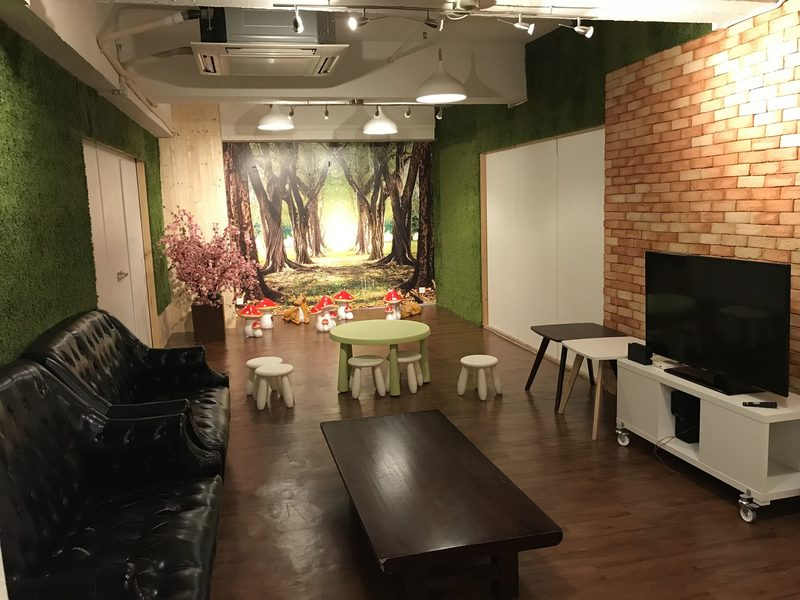 Party Room 觀塘 Hong Kong hk 香港 玩樂活動 Comma Party - Zoo主題房 適合 6 至 20 人