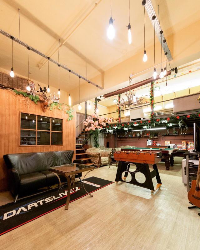 Party Room 沙田 Hong Kong hk 香港 玩樂活動 Dream Garden 適合 10 至 60 人