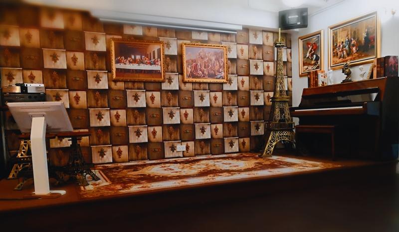 Party Room 旺角 Hong Kong hk 香港 玩樂活動 Eiffel - Lounge and Entertainment 適合 4 至 70 人