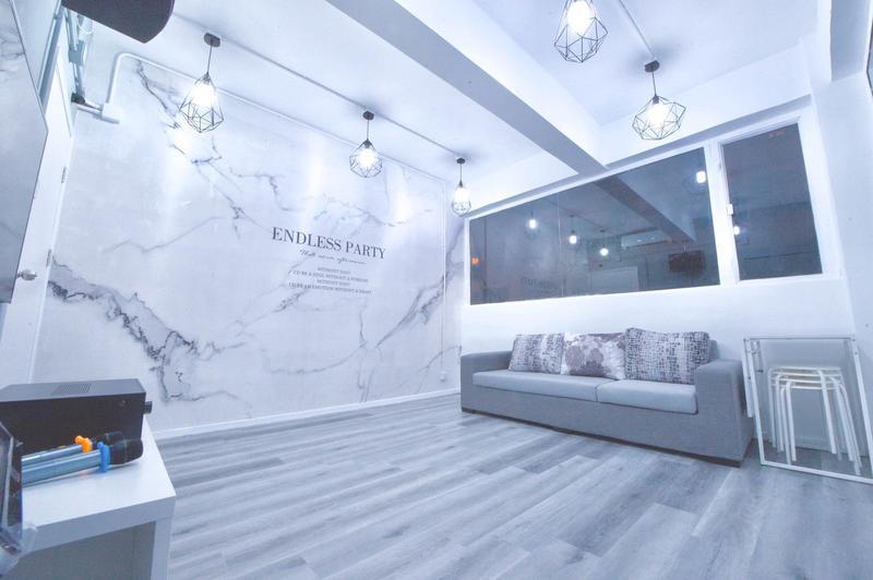 Party Room 尖沙咀 Hong Kong hk 香港 玩樂活動 Endless Party House - 工業風格 適合 4 至 10 人