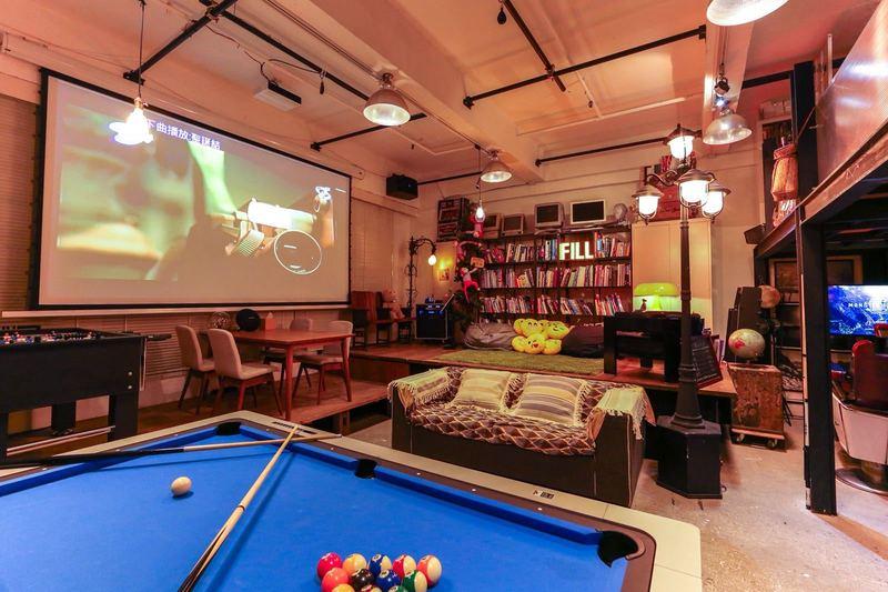 Party Room 火炭 Hong Kong hk 香港 玩樂活動 FILL 田充空間 - 814 適合 6 至 30 人