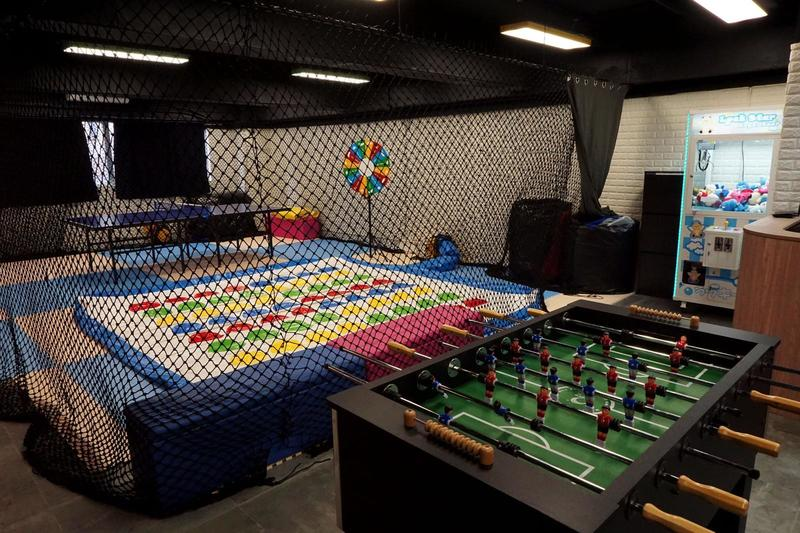Party Room 觀塘 Hong Kong hk 香港 玩樂活動 Game On partyroom 適合 13 至 60 人