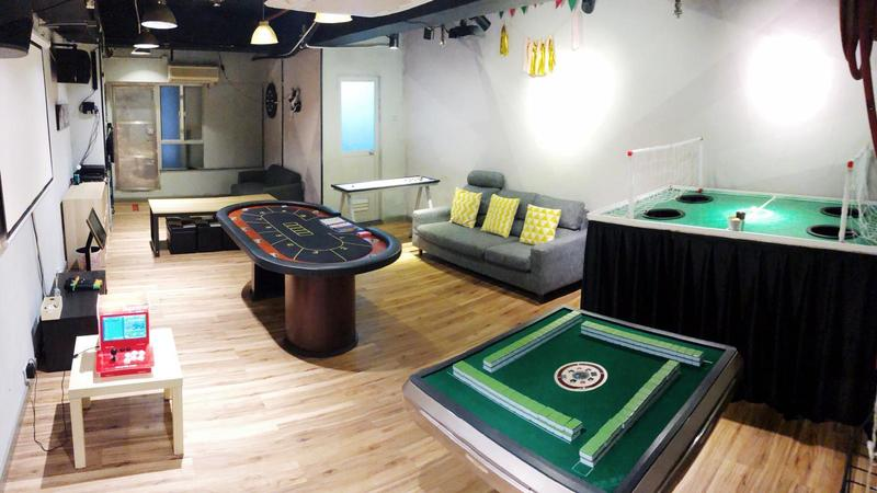 Party Room 觀塘 Hong Kong hk 香港 玩樂活動 Grey House - Classic 適合 10 至 30 人
