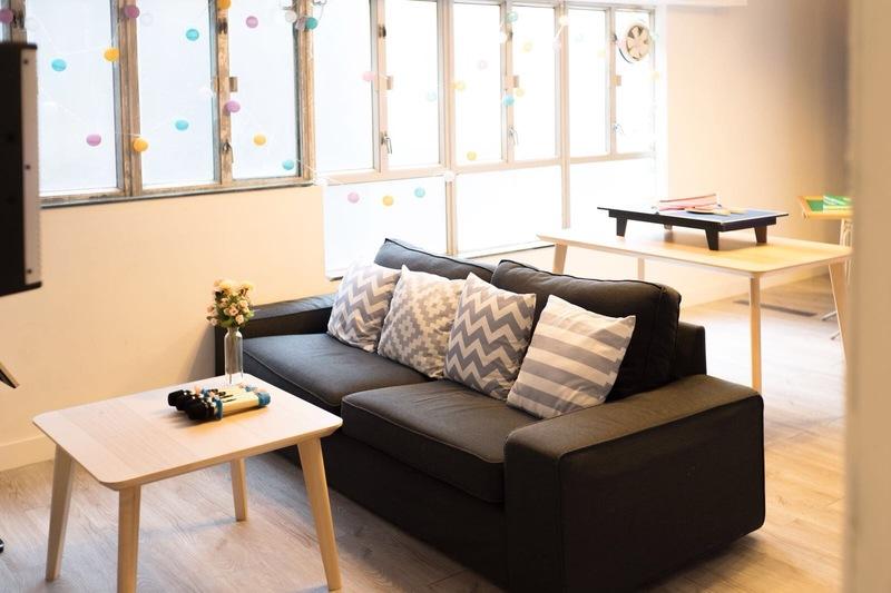 Party Room 觀塘 Hong Kong hk 香港 玩樂活動 Grey House - Mini 適合 6 至 18 人