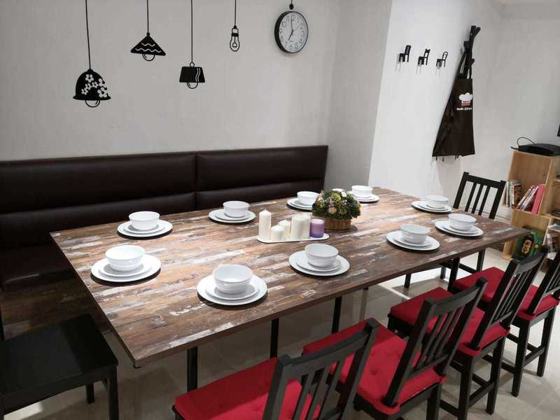 Party Room 觀塘 Hong Kong hk 香港 玩樂活動 Homie Kitchen 食前方丈 適合 4 至 30 人