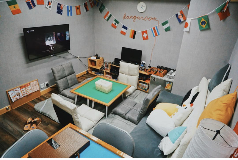 Party Room 觀塘 Hong Kong hk 香港 玩樂活動 Kangaroom 適合 1 至 8 人