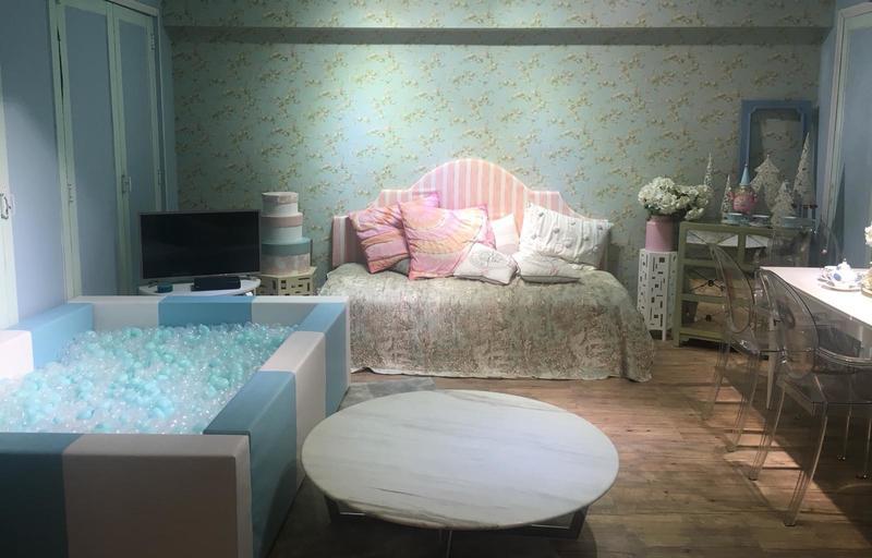 """Party Room 觀塘 Hong Kong hk 香港 玩樂活動 Hide N"""" Seek - Girlish 主題房 適合 6 至 100 人"""