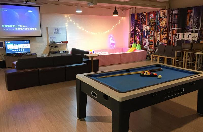 Party Room 觀塘 Hong Kong hk 香港 玩樂活動 Party Here 適合 8 至 60 人