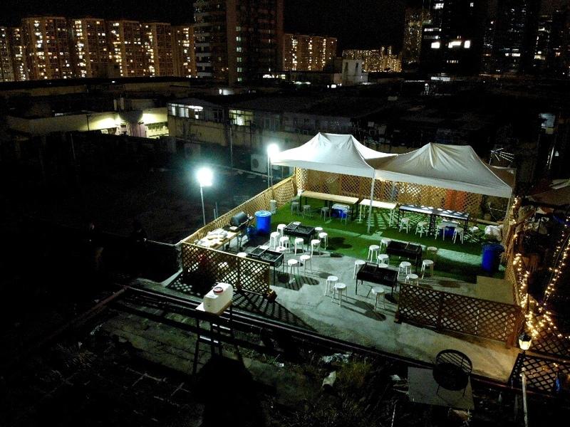 Party Room 觀塘 Hong Kong hk 香港 玩樂活動 kt13 Party Room - 觀塘拾叄樓(大房) 適合 10 至 50 人