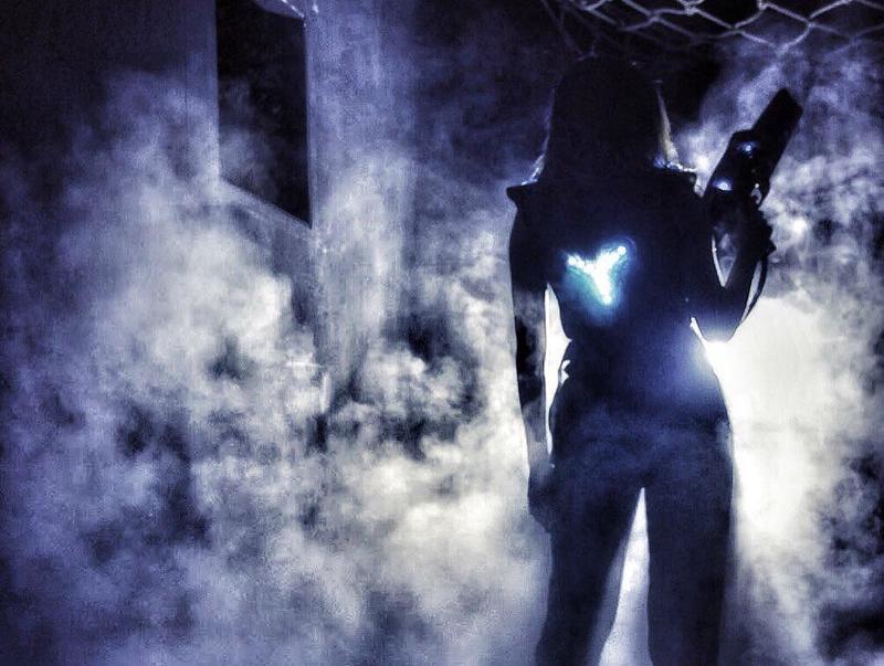 運動或VR競技 葵涌 Hong Kong hk 香港 玩樂活動 Laser Woods 適合 2 至 50 人