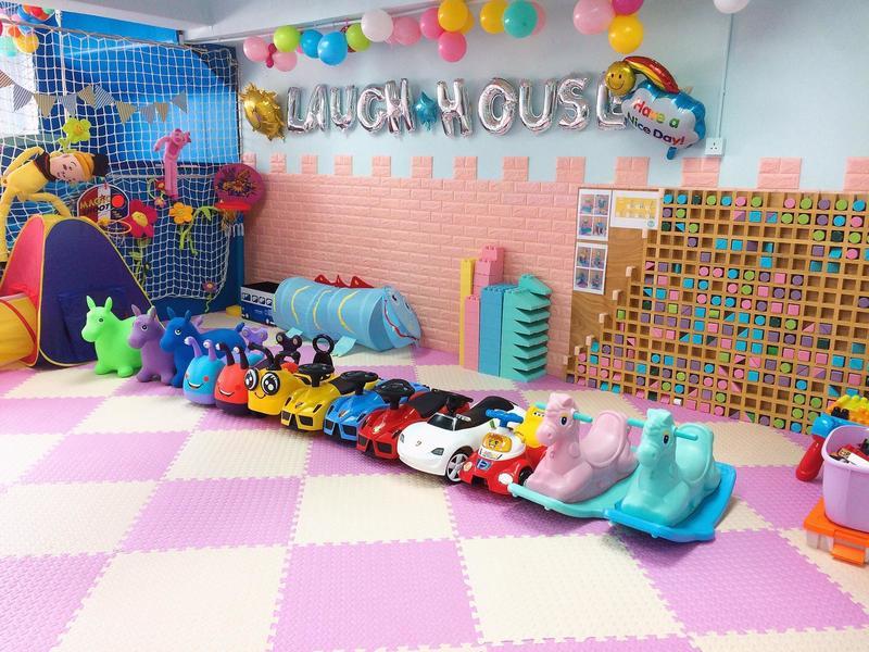 Party Room 觀塘 Hong Kong hk 香港 玩樂活動 Laugh House 樂庫 適合 10 至 100 人