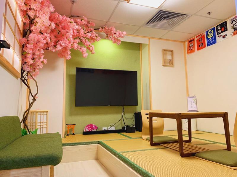 Party Room 銅鑼灣 Hong Kong hk 香港 玩樂活動 小房舍 Little Rooms - The Nihonjin 主題房 適合 2 至 6 人