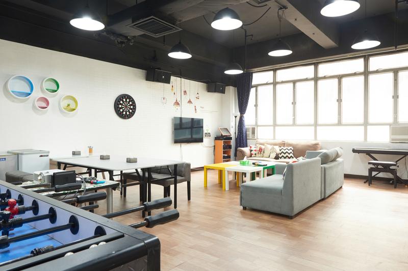 Party Room 長沙灣-荔枝角 Hong Kong hk 香港 玩樂活動 Login Party (MTR行1分鐘) 適合 4 至 100 人