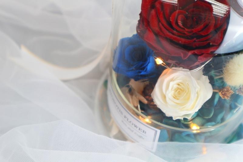 藝術體驗-手作工作坊 觀塘 Hong Kong hk 香港 玩樂活動 永生花玫瑰玻璃裝飾🌸🌼🌻 適合 1 至 15 人