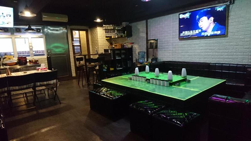 Party Room 觀塘 Hong Kong hk 香港 玩樂活動 Night Area Partyroom KT522 適合 8 至 25 人