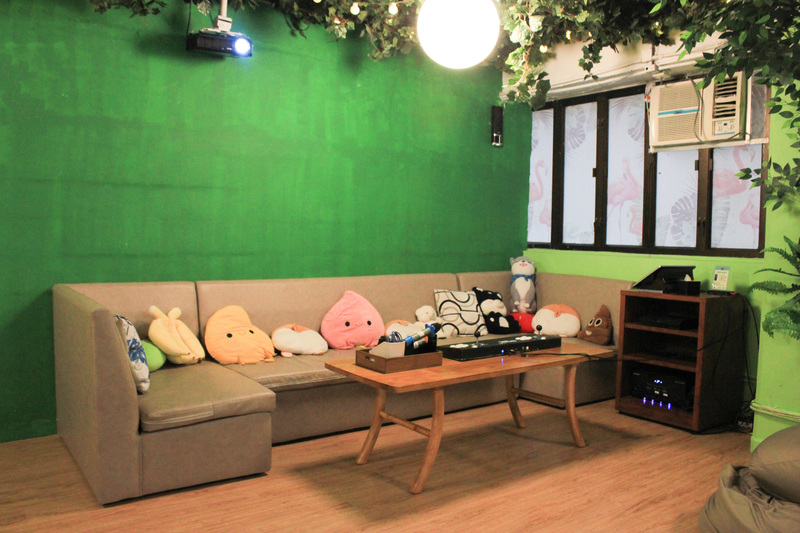 Party Room 觀塘 Hong Kong hk 香港 玩樂活動 Partyland Plus - Green House 適合 5 至 15 人