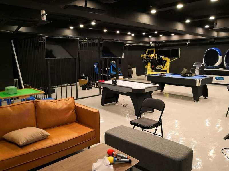 Party Room 長沙灣-荔枝角 Hong Kong hk 香港 玩樂活動 Player One VR Arena 適合 8 至 60 人