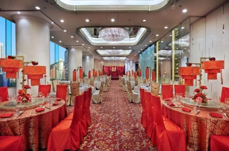 婚禮場地 銅鑼灣 Hong Kong hk 香港 玩樂活動 富豪廳 富豪香港酒店 適合 1 至 360 人