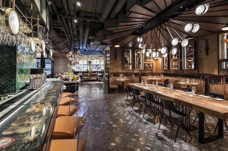 婚禮場地 中環 Hong Kong hk 香港 玩樂活動 Dining Concepts - Spiga 適合 1 至 380 人