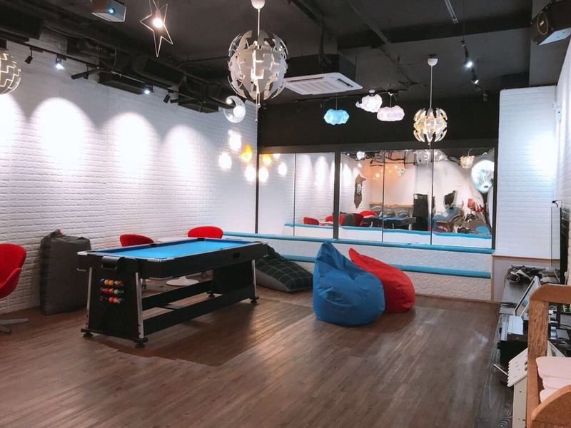 Party Room 火炭 Hong Kong hk 香港 玩樂活動 Star War Partyroom 適合 1 至 30 人