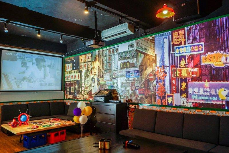 Party Room 銅鑼灣 Hong Kong hk 香港 玩樂活動 Store Party Room 適合 10 至 45 人