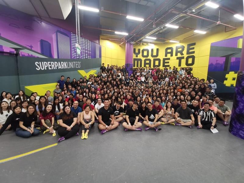 新穎室內運動 / 室內玩樂 旺角 Hong Kong hk 香港 玩樂活動 SuperTeam - SuperPark Team Building 活動 適合 2 至 100 人