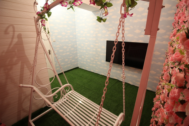 Party Room 尖沙咀 Hong Kong hk 香港 玩樂活動 Secret Party(TST) - Rose 適合 4 至 8 人
