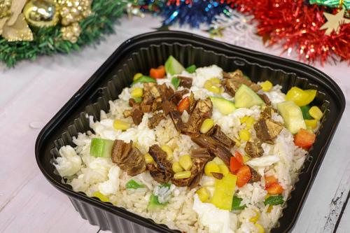 到會美食  Hong Kong hk 香港 到會 【12月期間限定】9-10人 聖誕派對小食拼盤到會套餐 適合 9 至 10 人