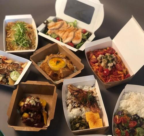 到會美食  Hong Kong hk 香港 玩樂活動 場地 【自由配搭】多國美食菜式自由選到會套餐 適合 6 至 100 人