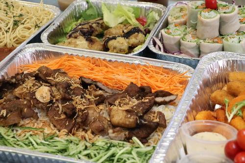 到會美食  Hong Kong hk 香港 玩樂活動 場地 26-30人 惹味西越式多國派對輕型小食套餐 適合 26 至 30 人