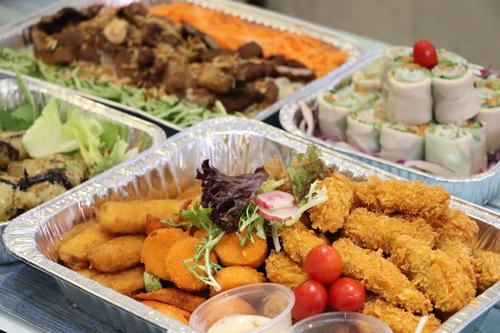 到會美食  Hong Kong hk 香港 玩樂活動 場地 【自由配搭・環球系列】環球多國風味美食自由選到會套餐(適合6人或以上) 適合 10 至 80 人
