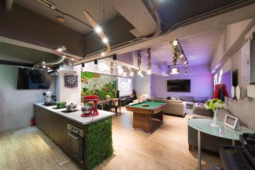 Party Room 觀塘 Hong Kong hk 香港 玩樂活動 場地 Dgkitchen 適合 6 至 40 人