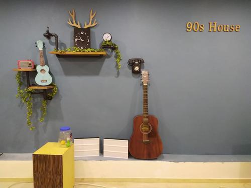 Party Room 長沙灣-荔枝角 Hong Kong hk 香港 玩樂活動 場地 90s house 適合 6 至 15 人